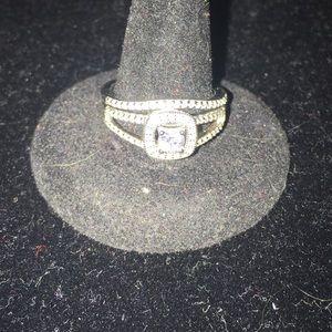 Jewelry - 925 silver wedding set